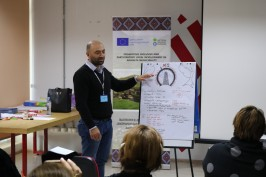 Akhmeta residents attend EU-supported training on community-led local development